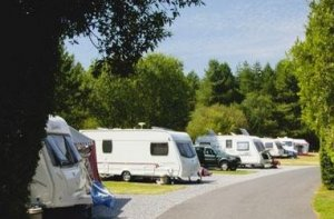 Pembrey Country Park Caravan Club Site