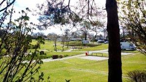 Heligan Caravan and Camping