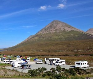 Sligachan Camping