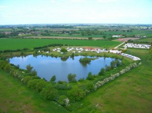 Lakeside Adult only touring caravan park and coarse fishery