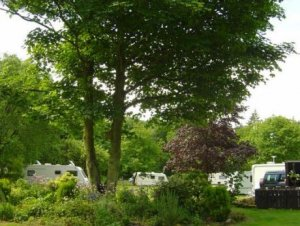 Englethwaite Hall Caravan Club Site