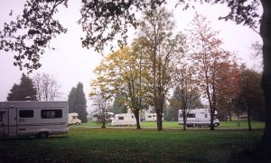 Gosford Forest Park Camping and Caravanning
