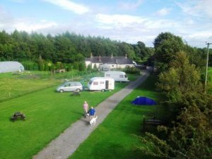 Moat Vale campsite