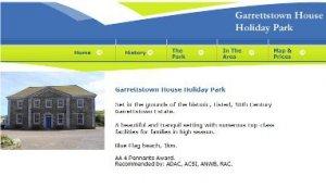 Garrettstown House Holiday Park