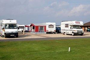 Skegness Sands Touring caravan site
