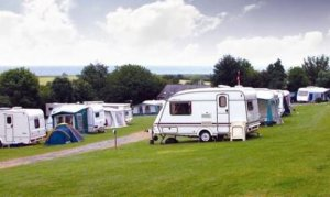 Llanystumdwy Camping and Caravanning Club Site