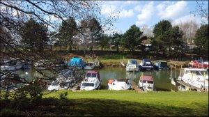 Huntingdon Boathaven & Caravan Park