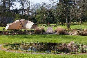Ruberslaw Wild Woods Camping