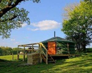 West Wood Yurts