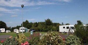 Durham Grange Caravan Club Site