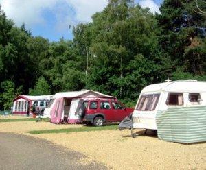 The Sandringham Estate Caravan Club Site
