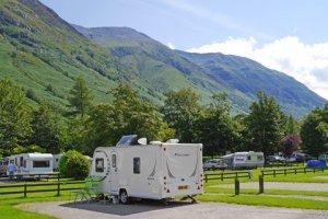 Glen Nevis Caravan & Camping Park