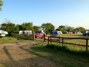 The Croft Campsite Ubbeston