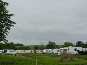 Budle Bay Caravan and Camping Site