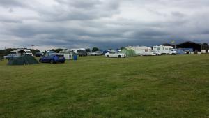 Silverstone Farm Campsite