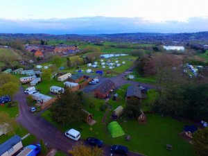 Hales Hall Caravan and Camping Park