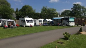 River Wye Caravan and camping park