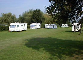 Red Lion Riverside Inn Caravan And Camping Park