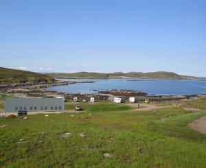 Port A Bhaigh Campsite