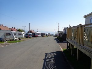 lizard lane caravan site