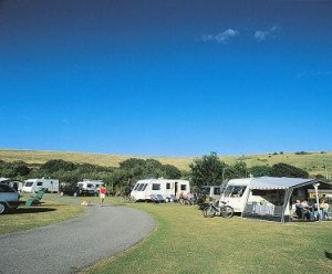 Sheepcote Valley Caravan Club Site