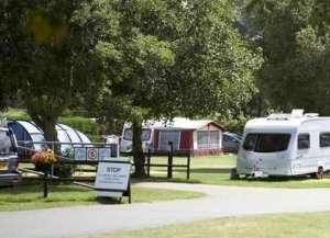 Adgestone Camping and Caravanning Club Site