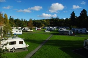 The Walled Garden Caravan and Camping Park