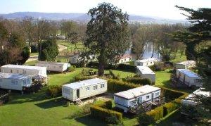 Thirkleby Hall Caravan Park