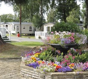 Lyons Woodlands Hall Caravan Park