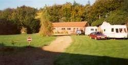 Garden Caravan Site