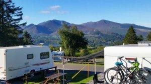 Castlerigg Hall Lake District Caravan & Camping Park