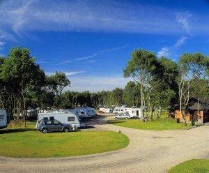 Clumber Park Caravan Club Site