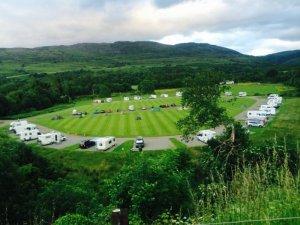 Cumberland's Campsite