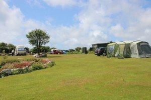 Marros Mountain Camping Pendine & Caravan Club