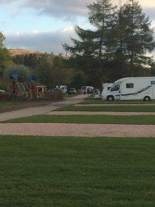 Ballater Caravan Park