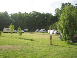 Gate House Wood Touring Park