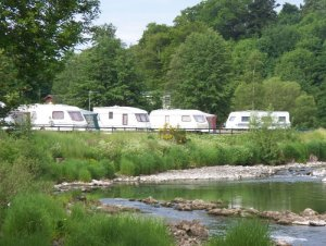 Riverside Holiday Park Hawick
