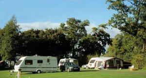 Bladon Chains Caravan Club Site