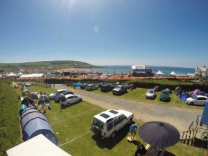 Ocean Pitch Campsite