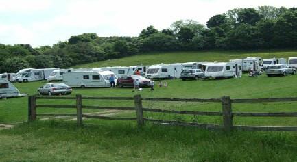 Barlow Tent and Caravan site
