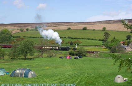 Abbot's House Farm camping and caravanning site