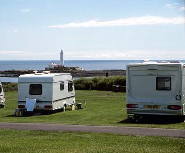 Old Hartley Caravan Club Site