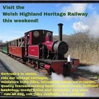 The Welsh Highland Heritage Railway