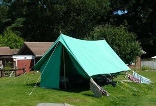 Woodlarks Camp Site