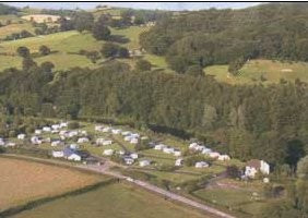 Pont Kemys Caravan and Camping Park