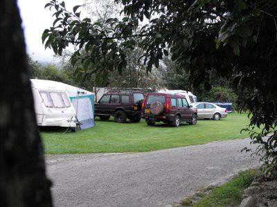 Fforest Fields Caravan & Camping Park