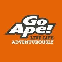 Go Ape at Chessington World of Adventure