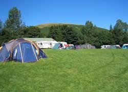 Cove Park caravan and camping park
