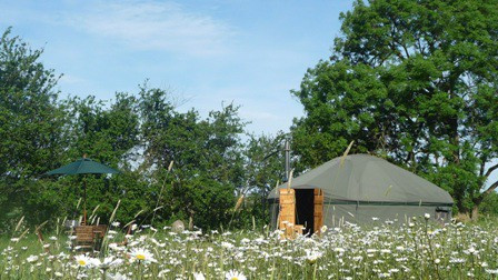 Suffolk Yurt Holidays