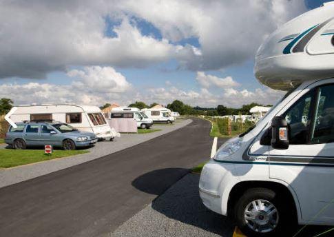 Teesdale Barnard Castle Caravan Club Site